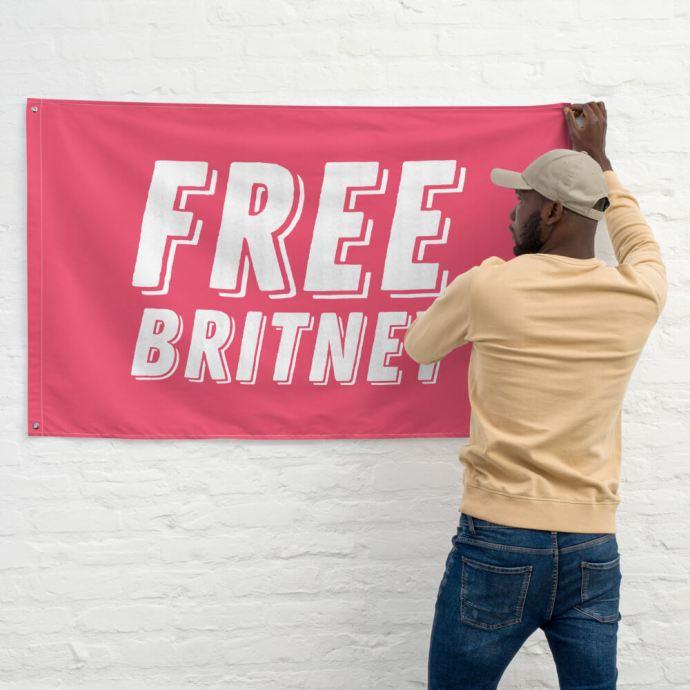 free-britney-spears-flag