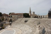 Arles theater France