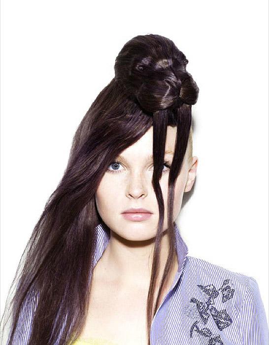 10 Mind Blowing Animal Shaped Hair Sculptures By Nagi Noda