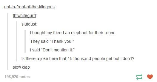 Make Me Laugh Joke