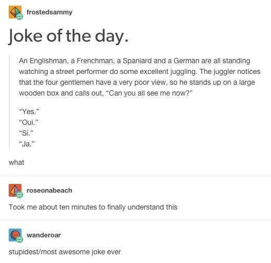 What Funniest Joke World