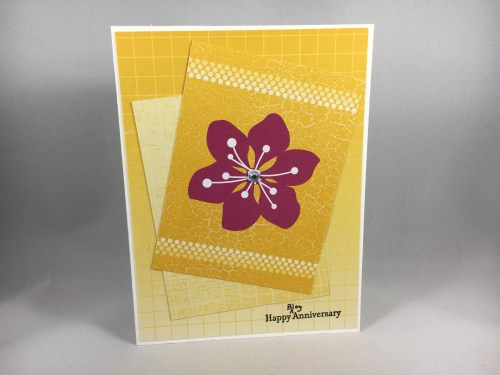 Card created using the Color Theory Memories & More Card Pack by Stampin Up. For more ideas and supplies visit my blog www.juststampin.com