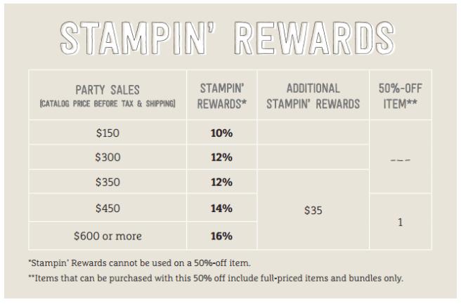 Host rewards 2