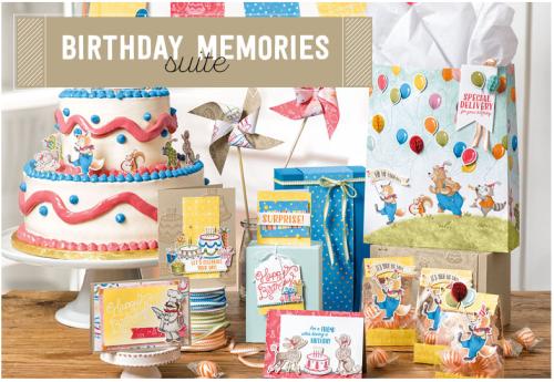 Birthday Memories Suite