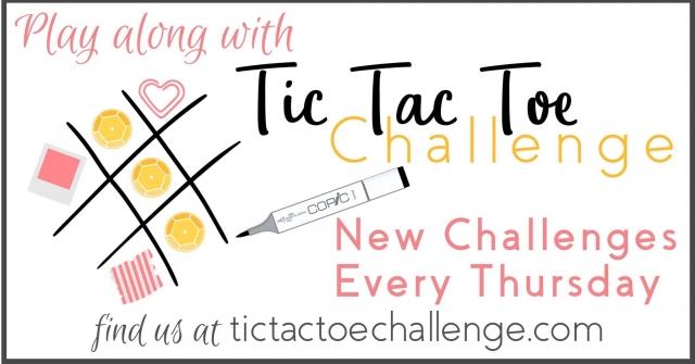 tic tac tie challenge