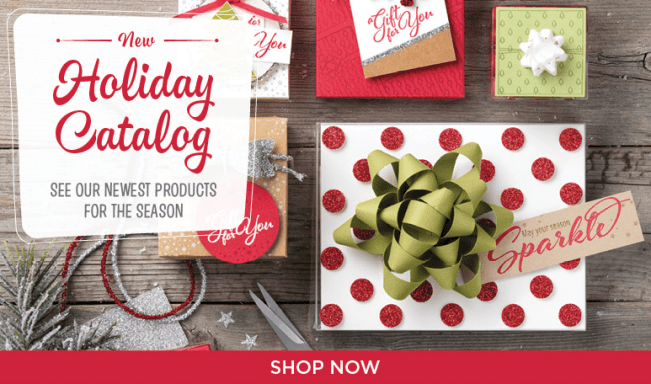 Holiday catalog shop