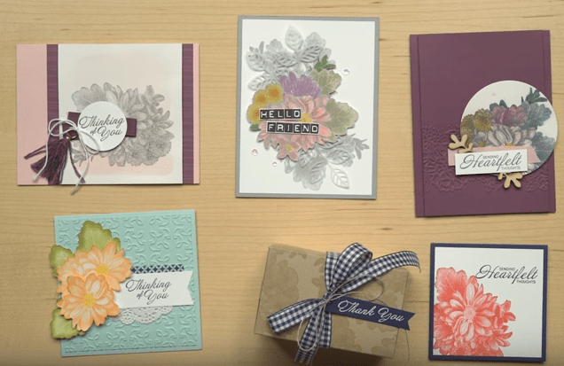 Heartfelt Blooms video samples (use these)