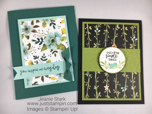 Stampin Up Ya You all occasion card ideas - Jeanie Stark StampinUp