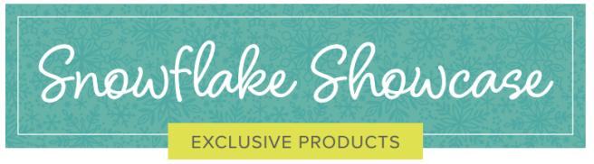 Snowflake Showcase header