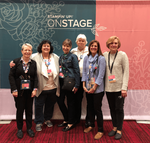 Stampin Up OnStage Convention in Atlantic City April 2019 - Jeanie Stark StampinUp