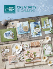 "Stampin Up"" 2019 Annual Catalog Idea Book - Jeanie Stark StampinUp"