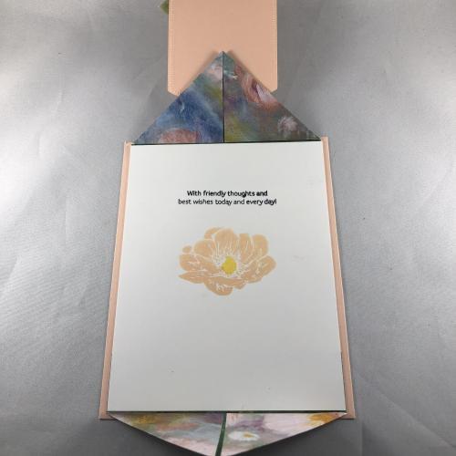 Stampin' Up! Floral Essence fun fold card idea - visit juststampin.com - Jeanie Stark StampinUp