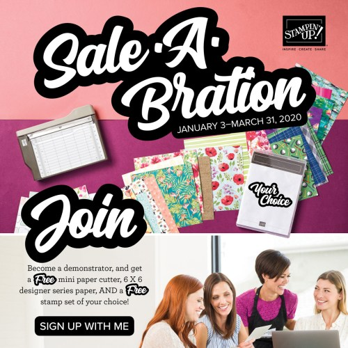 Join Sale-A-Bration