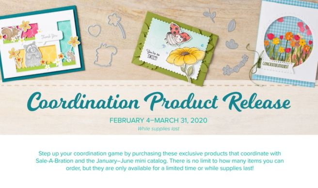 Coordination Product Release banner