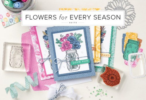 Flowers For Every Season Suite