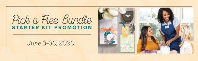 Pick A Free Bundle Starter Kit Promotion