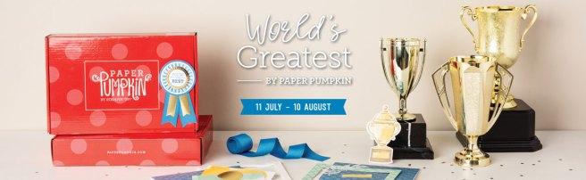 Paper Pumpkin August 2020