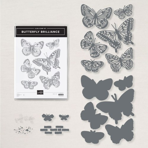 Stampin' Up! Butterfly Brilliance Bundle - visit juststampin.com for inspiration and ordering information - Jeanie Stark StampinUp