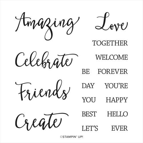 Stampin' Up! Create With Friends stamp set - visit www.juststampin.com for inspiration, ordering information, and more! - Jeanie Stark StampinUp
