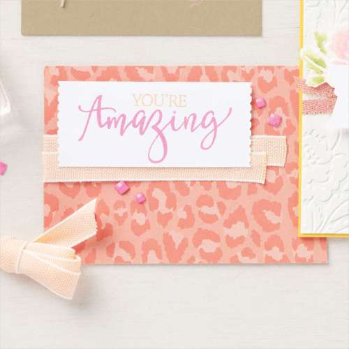 Stampin' Up! Create with Friends card idea for any occasion - Jeanie Stark StampinUp