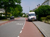 Some less than great cycle lanes