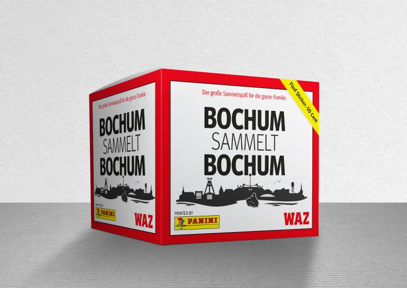 Bochum Panini Sticker