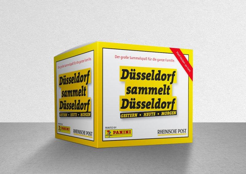 Panini Sticker Düsseldorf kaufen