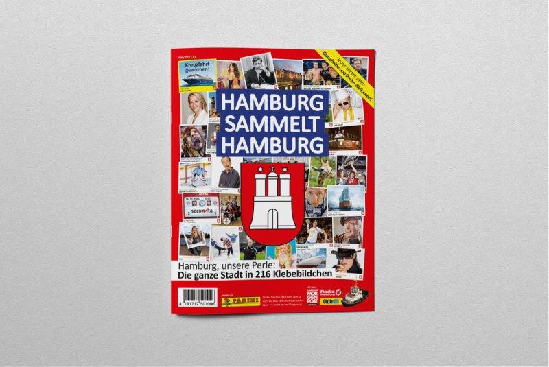 Hamburg Sammelalbum