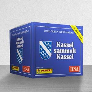 Kassel Panini Sammelalbum