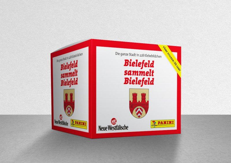 Bielefeld Sticker sammeln