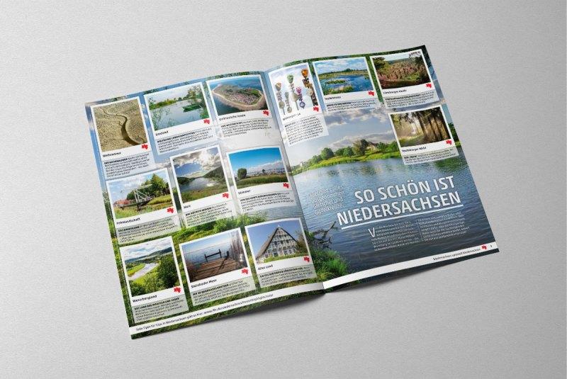 Niedersachsen sammelt Panini Sticker