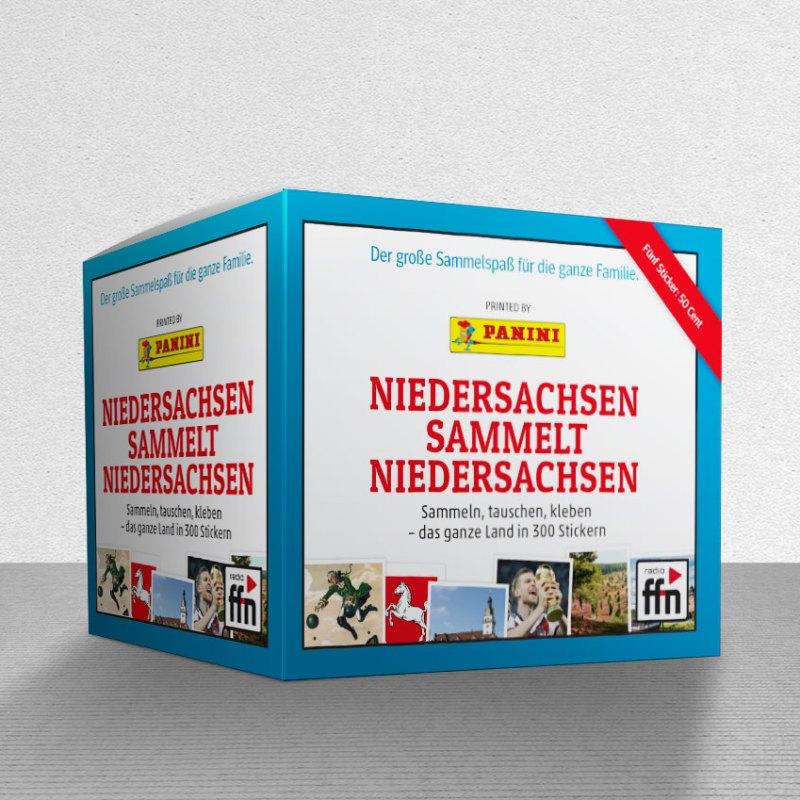 Niedersachsen Panini Sammel Sticker