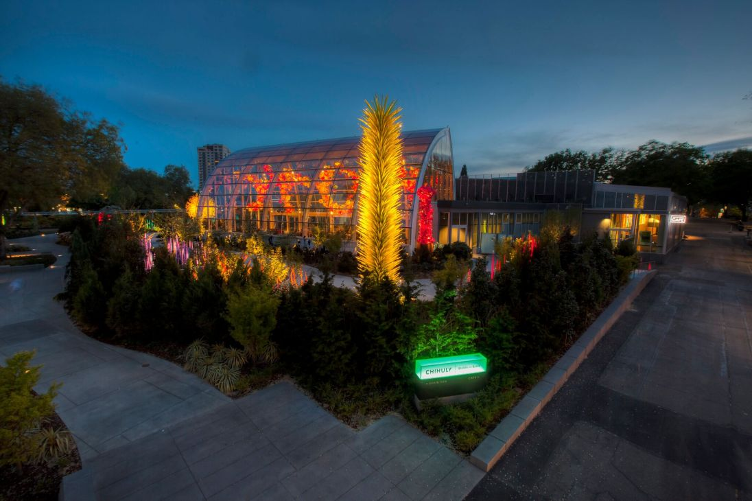 *all images provided by Chihuly Glass and Garden