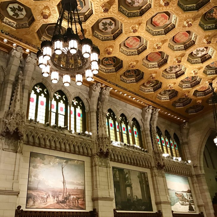 Parliament of Canada: The Senate