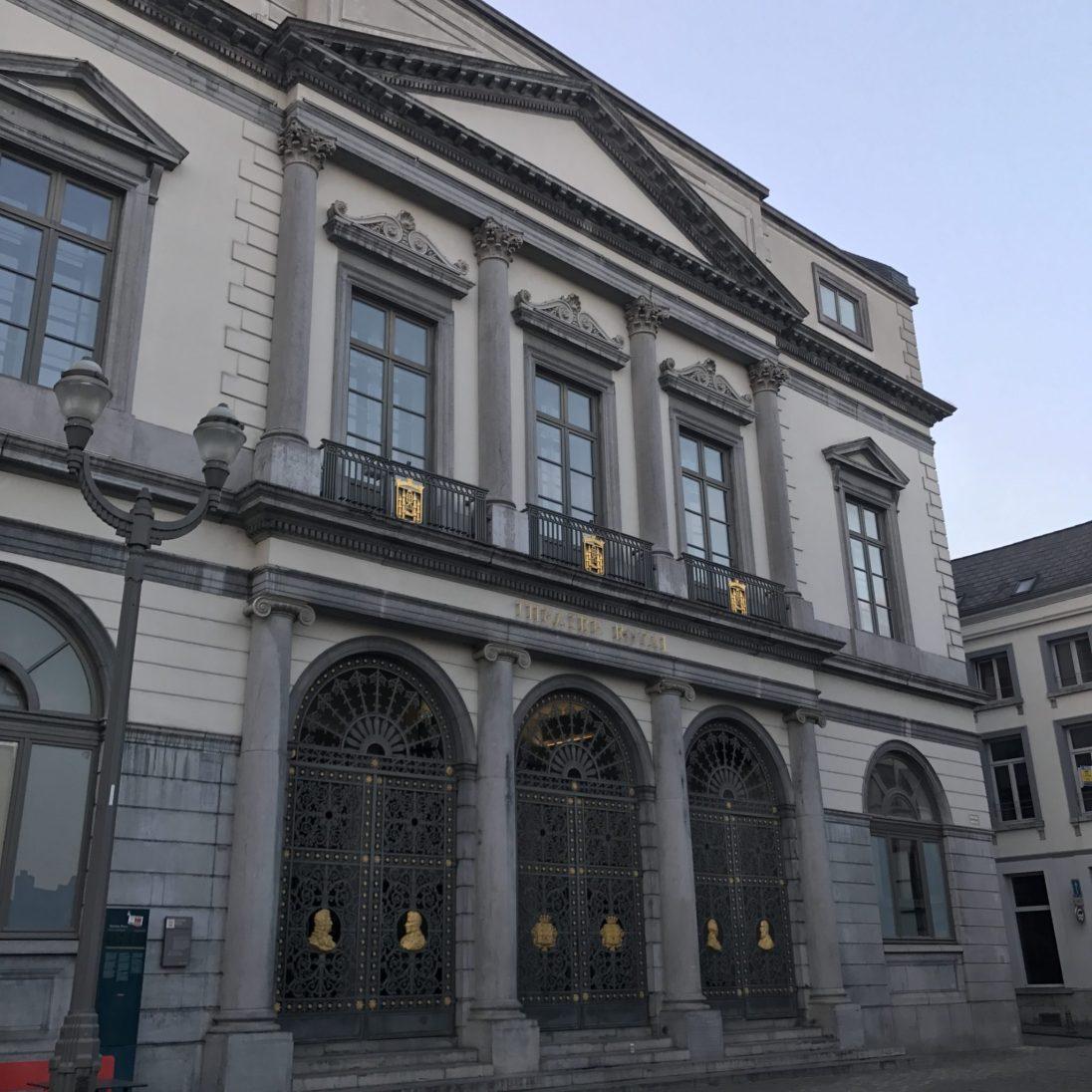 Theatre Royal - Mons - Belgium