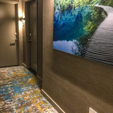 Hotel X - Artwork