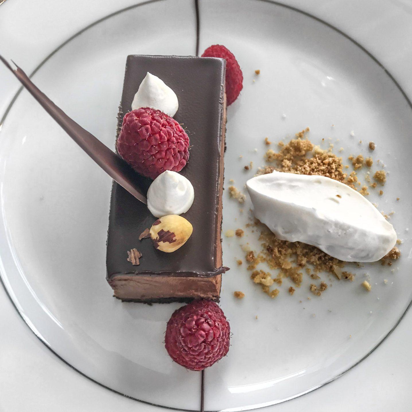 hotel x - luncheon - media preview - dessert