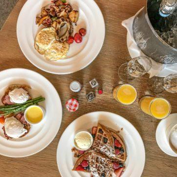 Conrad NYC - Breakfast