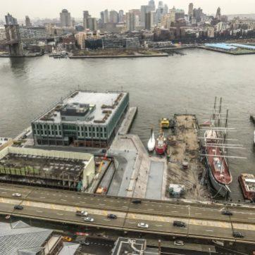 South Street Seaport - Views