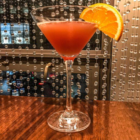 Atrio Restaurant - Conrad NYC - Cocktail 1