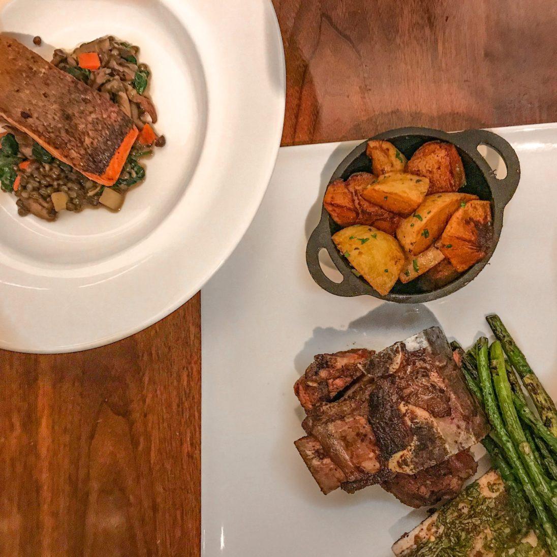 Atrio Restaurant - Conrad NYC - Main Courses