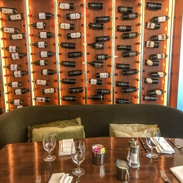 Conrad New York - ATRIO Wine Bar & Restaurant - Seating