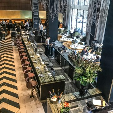 Fairmont The Queen Elizabeth - Restaurant