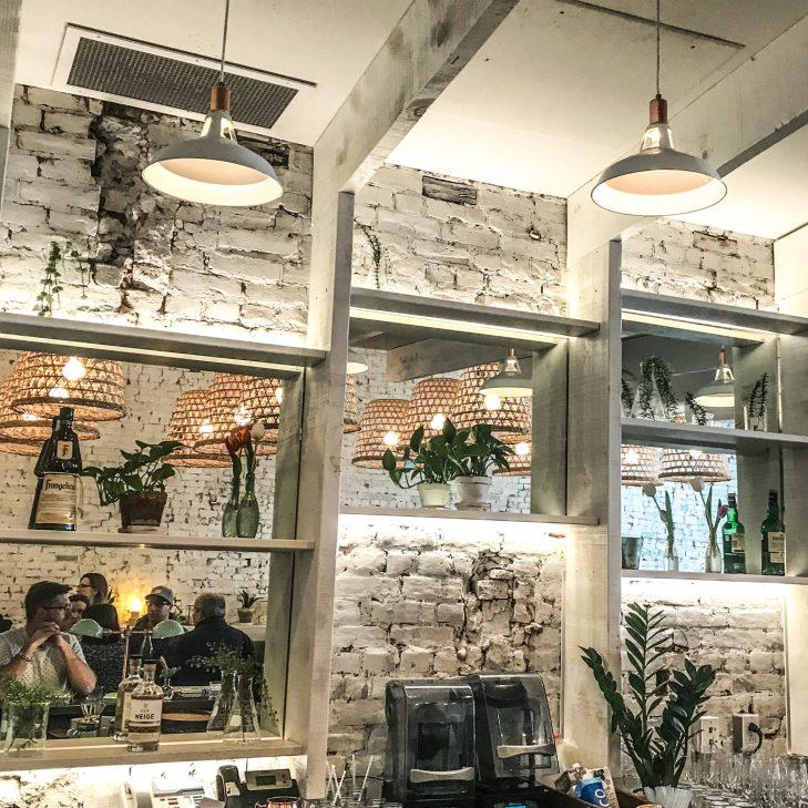 LOV Restaurant - McGill - Montreal - Bar