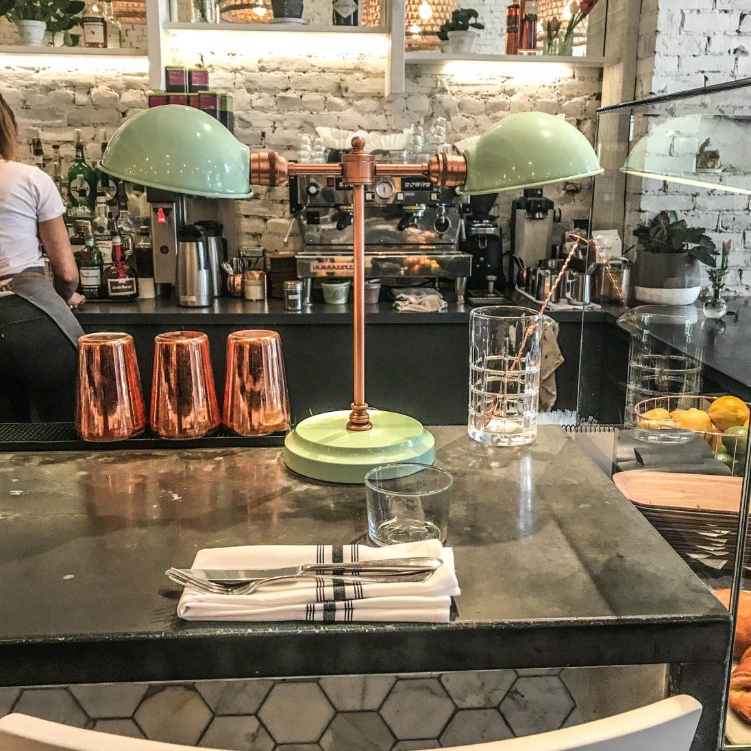 LOV Restaurant - McGill - Montreal - Bar Seating