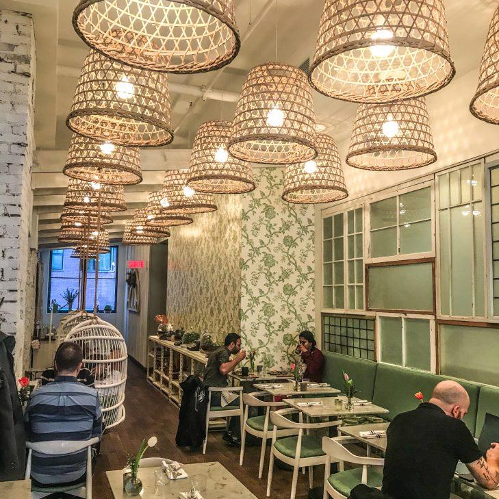 LOV Restaurant - McGill - Montreal - Interior