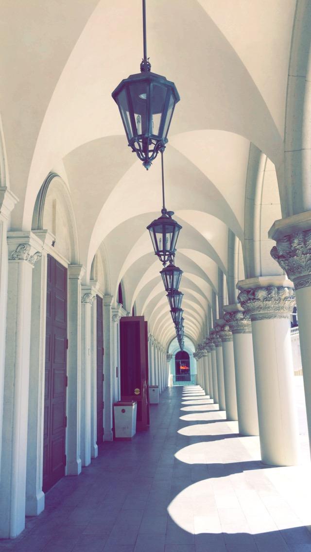 Las Vegas - Venetian Hall