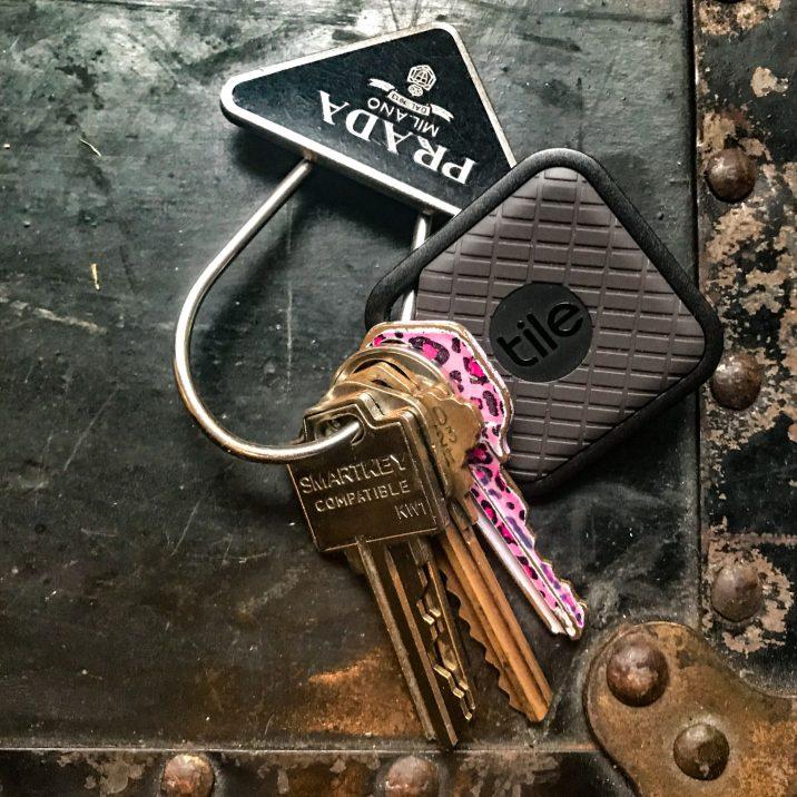The Tile App - The Tile Sport Keychain