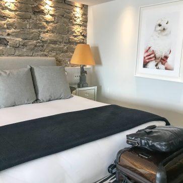 Auberge Saint-Antoine - Quebec City - Room