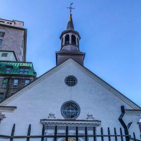 Caleches Quebec - Old Quebec City - Church Details